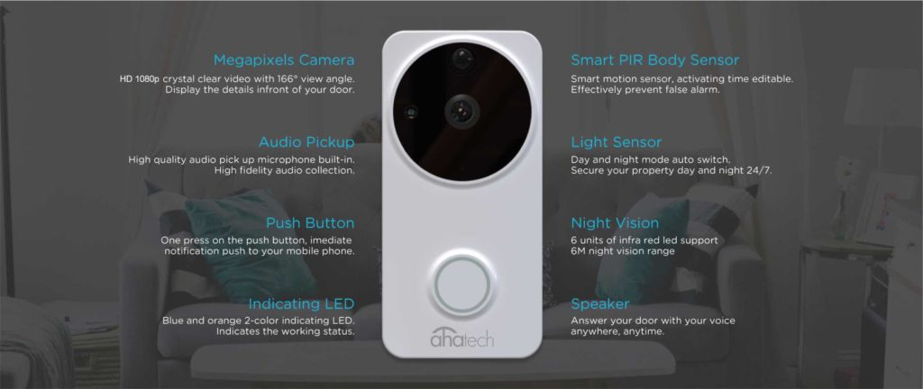 Video Doorbell Features