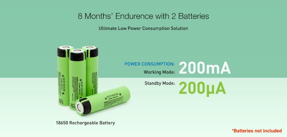 200mA Battery