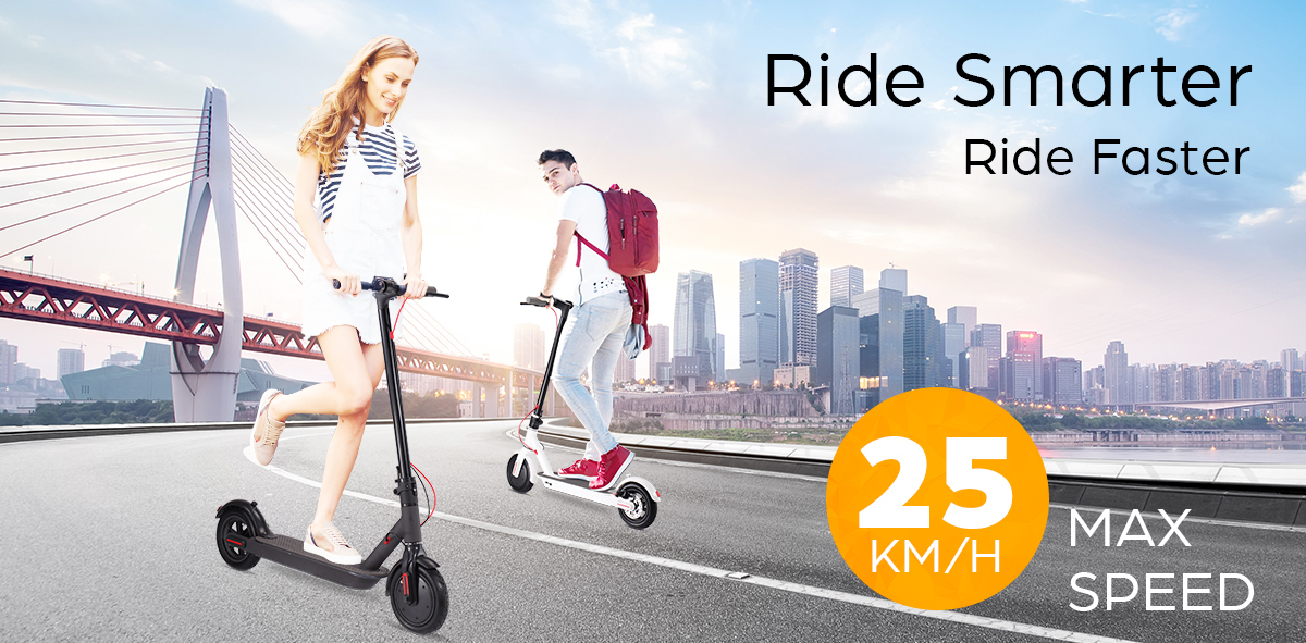 Ride Smarter and Faster