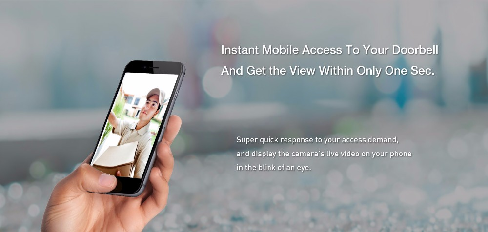 Instant Mobile Access