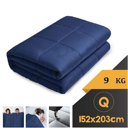 Heavy Gravity Weighted Blanket