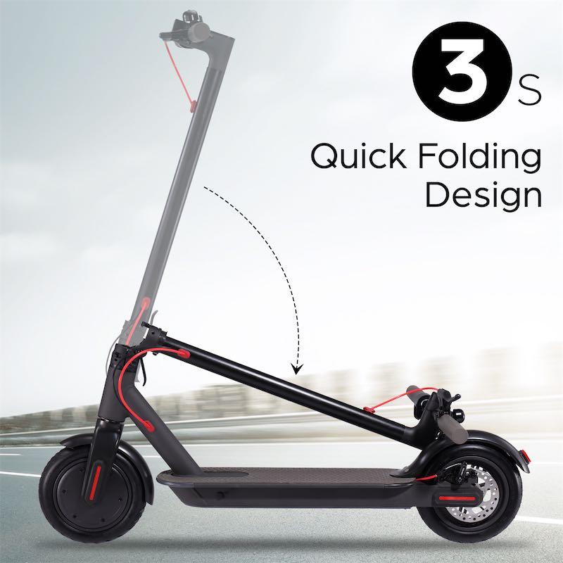 Quick Folding Design