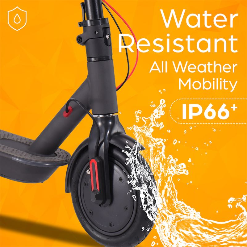 Water Resistant Electric Bike