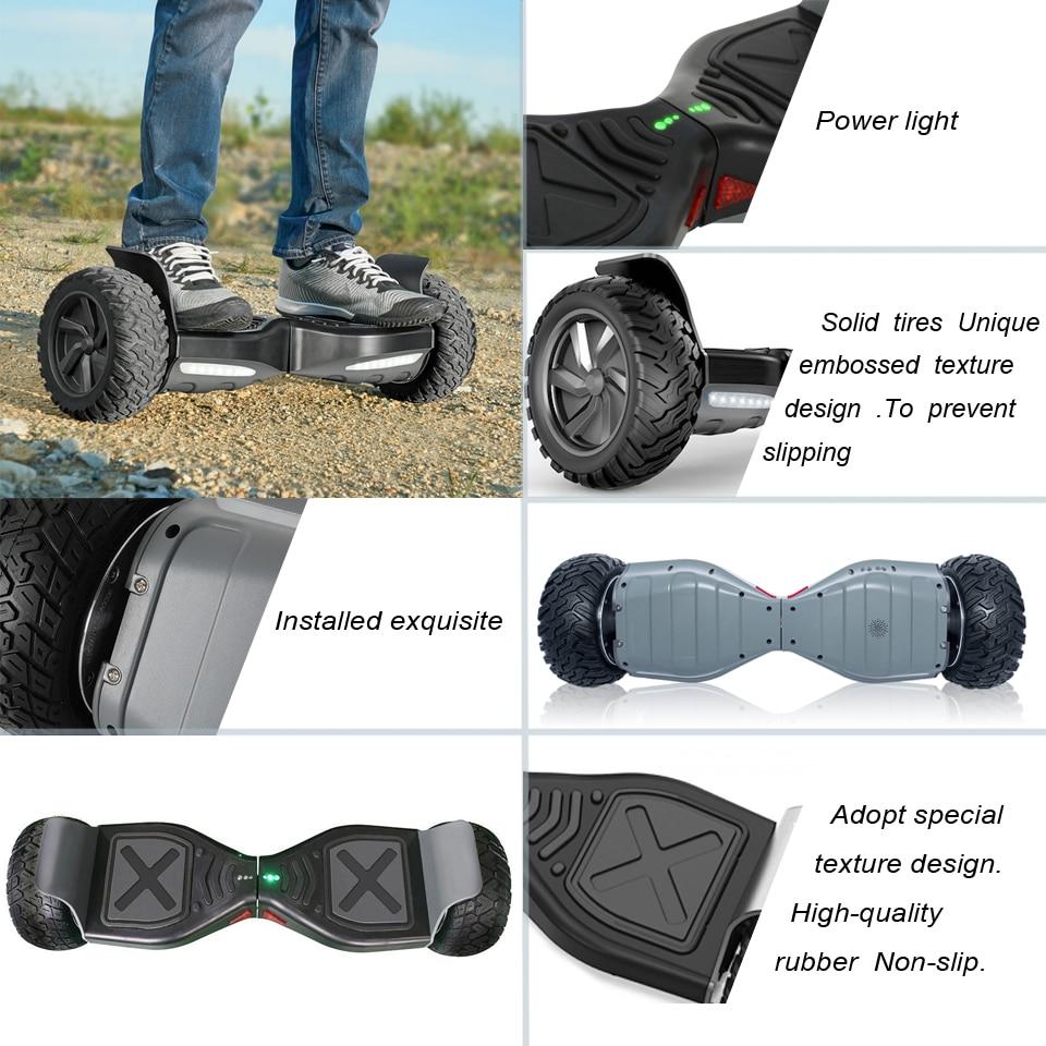 Power Light Scooter