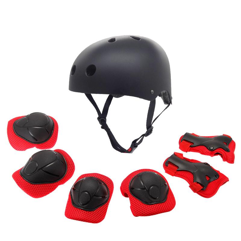 Hoverboard Helmet & Knee Pads