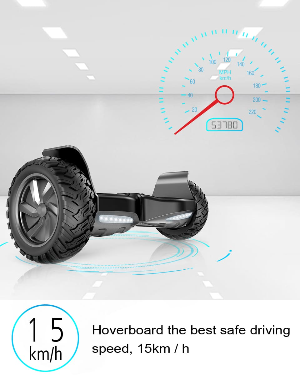Hoverboard Speed 15KM/H