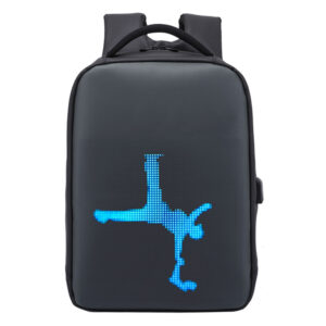 LED Screen Backpack