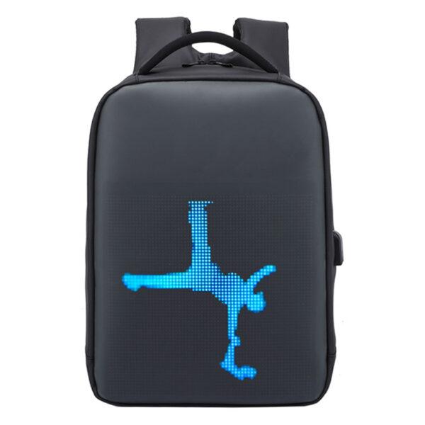 LED Screen Backpack