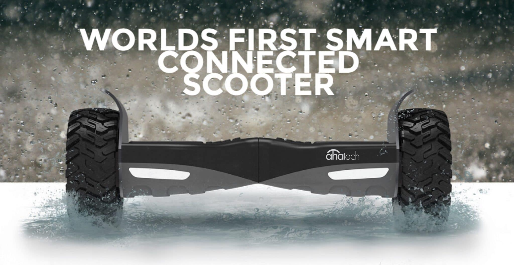 Smart Connected Scooter
